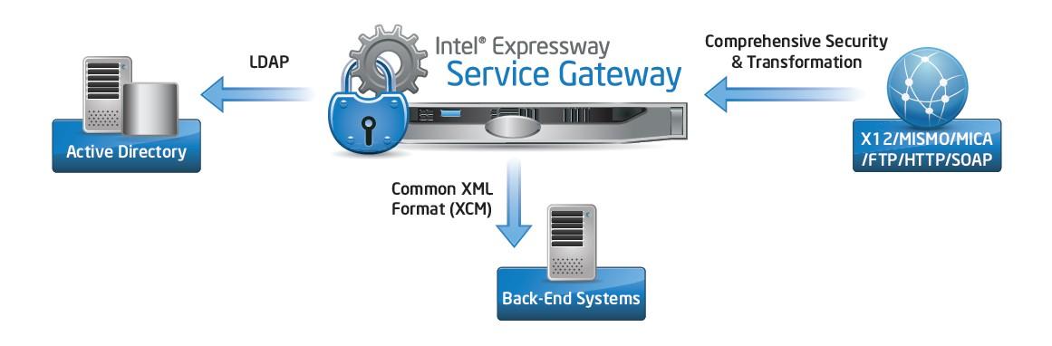 Radian Uses Intel Expressway Service Gateway to Power Data